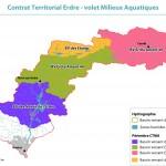 Contrat territorial Erdre - volet Milieux aquatiques