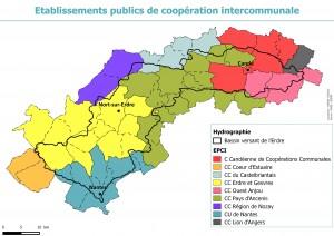 Etablissements publics de coopération