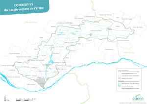 Communes du Bassin Versant de l'Erdre 2018