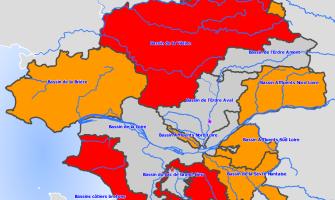 Restrictions d'eau 14 août 2020